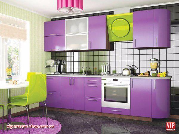 """Кухня """"МоДа"""" Виолетта<br />Это модульная наборная кухня, которую можно подобрать на любой размер, нужный для Вас<br />http://vip-master-shop.com.ua/modulnye-kuhni/kuhni-moda/kuhnya-moda-violetta"""