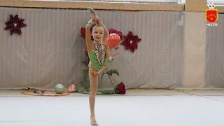 13-й міжнародний турнір з художньої гімнастики «Принцеса лебідь» у Білій Церкві