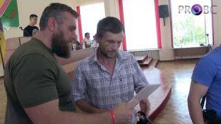 Учасники АТО Білоцерківщини отримали земельні ділянки.