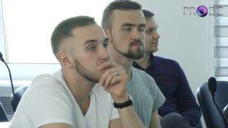 Польські експерти з розвитку в Білій Церкві.