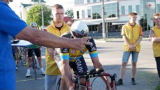 Чемпіонат України з велосипедного спорту