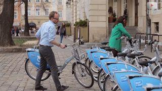 Громадський велопрокат у Білій Церкві