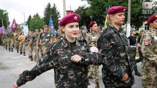 «З Україною в серці, з надією в душі. Слава Україні! Героям слава!»