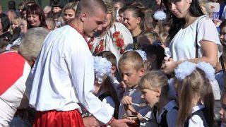 У білоцерківських школах відсвяткували День знань 🔔🔔🔔