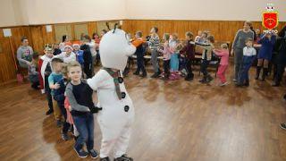 Дід Мороз завітав до особливих дітей!