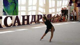 """Всеукрансьий турнір з худ.гімнастики """"Олександрія"""""""