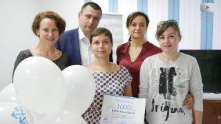 Маргарита Бабіч - переможниця конкурсу міні-грантів «Активні громадяни»
