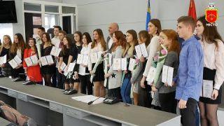 Кращі студенти Білої Церкви отримали стипендії міського голови 👩🎓👨🎓