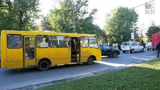 ДТП за участю маршрутного таксі (25.09.2018)