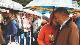 У Білій Церкві відзначили День людей похилого віку