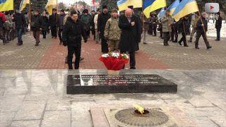 Вічна пам'ять і шана визволителям Білої Церкви від німецько-фашистських загарбників