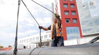 Триває реконструкція магістральної водопровідної мережі 🚜🚧