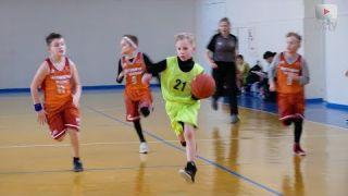 Спортивні баталії юних баскетболістів
