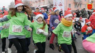 Білоцерківські Санта-перегони 2020 🎄🏃♀️🏃♂️🎄