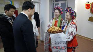 До Білої Церкви завітала делегація із міста Тайчжоу (КНР) 🇨🇳🇨🇳🇨🇳