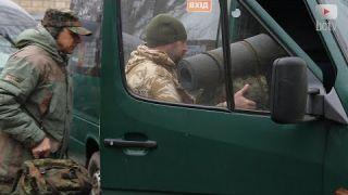 Білоцерківських резервістів призвали на місячні навчальні збори