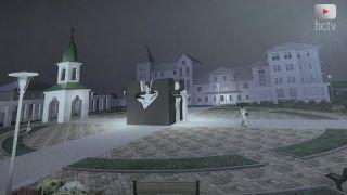 Масштабна реконструкція площі на вул. Героїв Небесної Сотні
