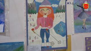 Зима на малюнках ❄️❄️❄️