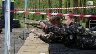 Військово-Патріотична гра «Сокіл» («Джура») - 2018