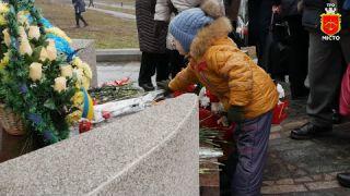День вшанування учасників ліквідації на ЧАЕС