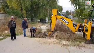 """""""Білоцерківвода"""" розпочинає роботи з реконструкції аварійної мережі по вул. Гризодубової 🚧"""