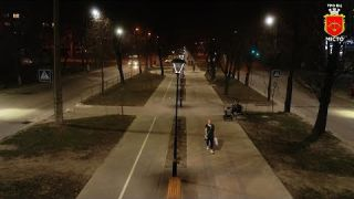 Сучасне освітлення в сучасному місті