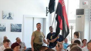 У Білій Церкві червоно-чорний прапор буде піднятий разом з державним