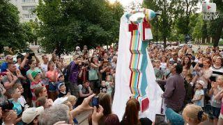 Відкриття бульвару сучасної скульптури відкрито у Білій Церкві !!!