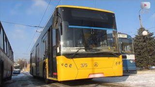 Нові сучасні автобуси та тролейбуси для Білої Церкви.