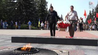 Білоцерківці вшанували пам'ять жертв війни в Україні