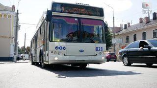 Новенький тролейбус з'явився на дорогах Білої Церкви 🚎