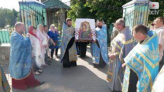 Ікона Пресвятої Богородиці ВАТОПЕДСЬКА у Білій Церкві.