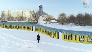 Скульптуру «Шлях до Соборності України» збудують у Білій Церкві