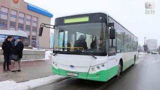 Електробуси для Білої Церкви