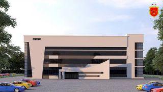 У Білій Церкві збираються побудувати Палац Спорту