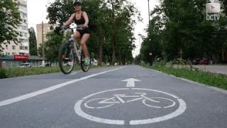Велосипедна інфраструктура у Білій Церкві