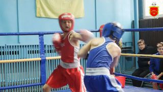 Турнір з боксу присвячений пам'яті тренерів Леоніда Штики та Олександра Зможенка