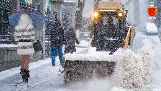 Чи готова Біла Церква до снігопаду?