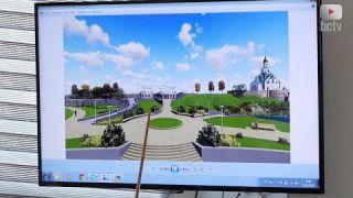 Реконструкція прибережної зони біля храму Покрови Божої Матері