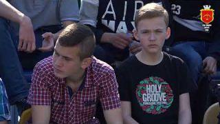 Жеребкування серед команд учасників VI турніру з футболу ім Андрія Гусіна