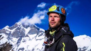 Прес-конференція з білоцерківським альпіністом Тарасом Позднієм
