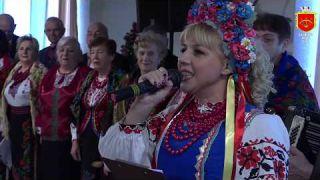У Білій Церкві відбулися традиційні новорічно різдвяні зустрічі