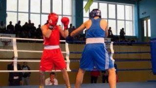 Фінал ХХХІІІ Всеукраїнський турнір з боксу серед юнаків та молоді