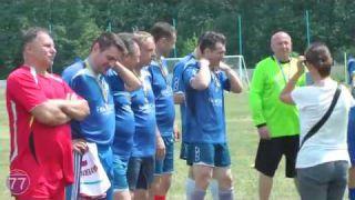 Турнір з футболу серед ветеранів